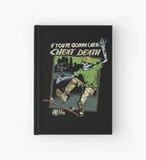 Jolly Rotten - Skateboard Art Hardcover Journal