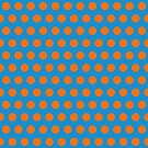 Decorative texture in polka dots. by starchim01