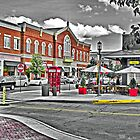 Easton Mall by Jeff  Burns