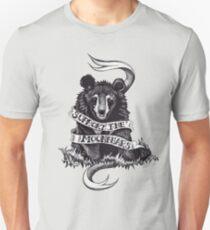 Support the Moonbears t-shirt T-Shirt