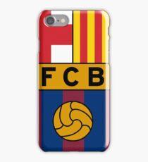 BARCELONA BARCA iPhone Case/Skin