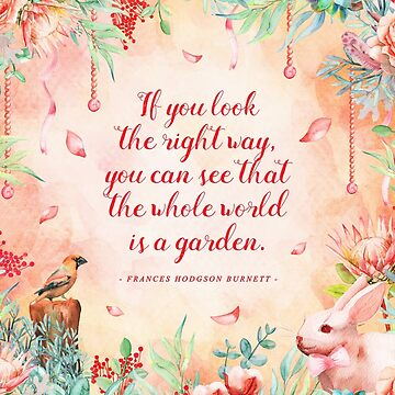 El mundo entero es un jardín de stellaarts