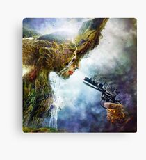 Betrayal Canvas Print