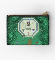 Zelda Mastersword Pixels Studio Pouch