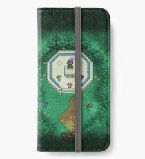 Zelda Mastersword Pixels iPhone Wallet/Case/Skin