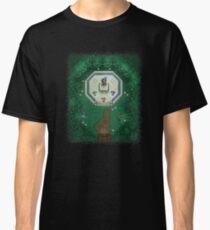 Zelda Mastersword Pixels Classic T-Shirt
