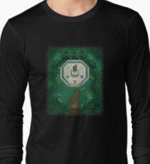 Zelda Mastersword Pixels Long Sleeve T-Shirt