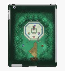 Zelda Mastersword Pixels iPad Case/Skin