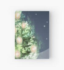 Fraktal-Weihnachtsbaum Notizbuch
