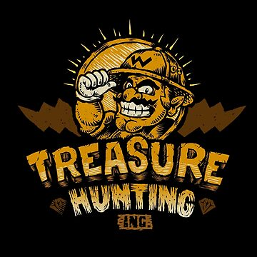 Treasure Hunting Inc. by MeleeNinja