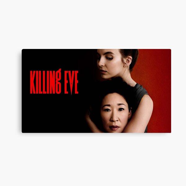 Killing Eve Canvas Print