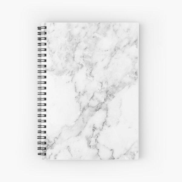 Marble Spiral Notebook