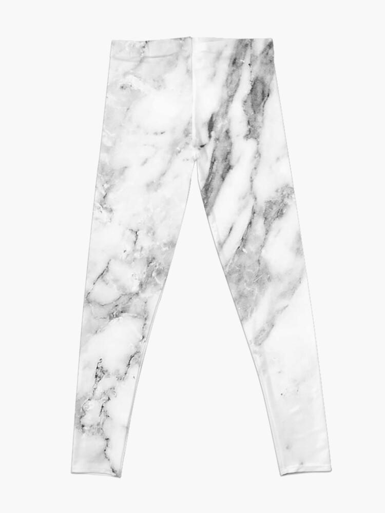 Alternative Ansicht von Marmor Leggings