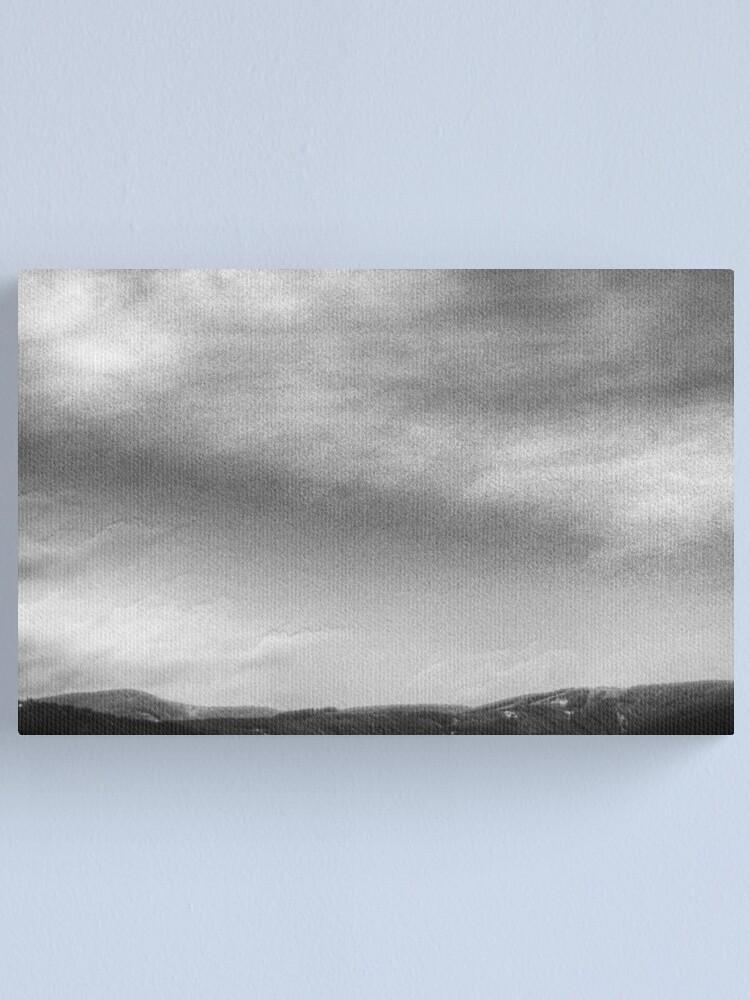 Alternate view of Sky Over Hills (Open Air #6) Canvas Print