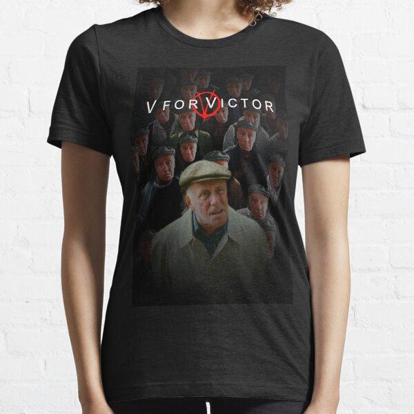V für Victor Essential T-Shirt