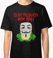 Es ist Mittwoch meine Kerle Halloween Classic T-Shirt