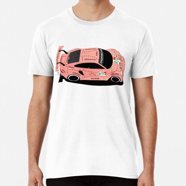 911 | Pink Pig Premium T-Shirt