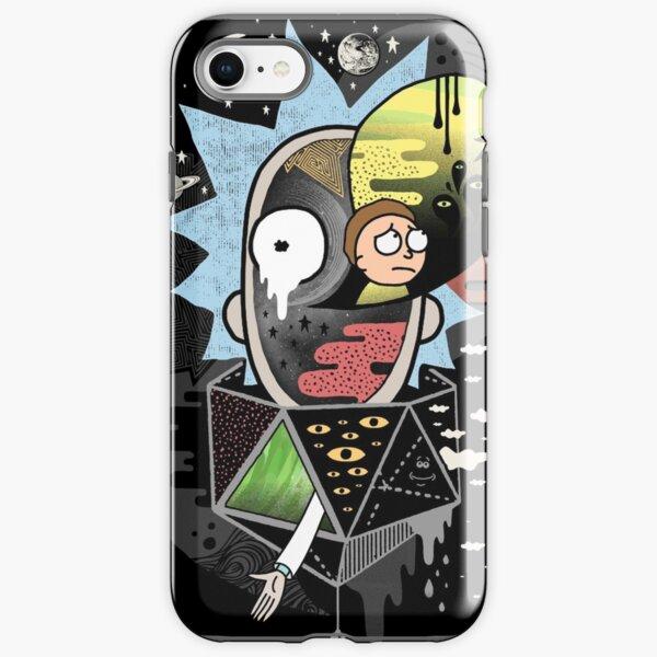 Rick Polarity iPhone Tough Case