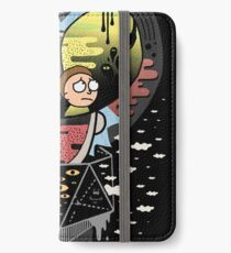 Rick Polarity iPhone Wallet/Case/Skin
