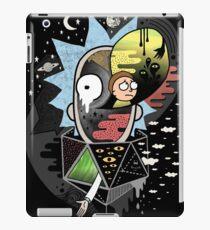 Rick Polarity iPad Case/Skin