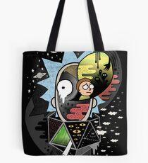 Rick Polarität Tote Bag