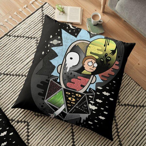 Rick Polarity Floor Pillow