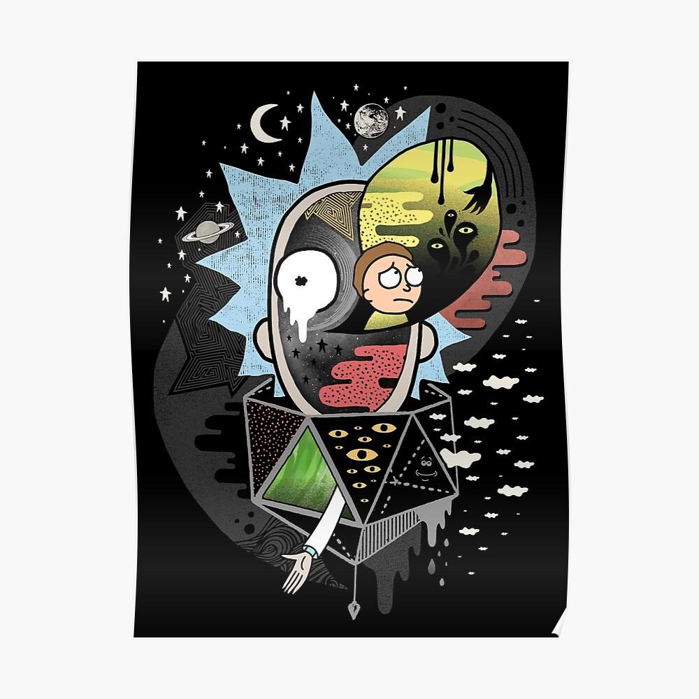 Rick Polarität Poster
