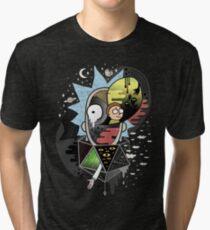 Rick Polarity Tri-blend T-Shirt