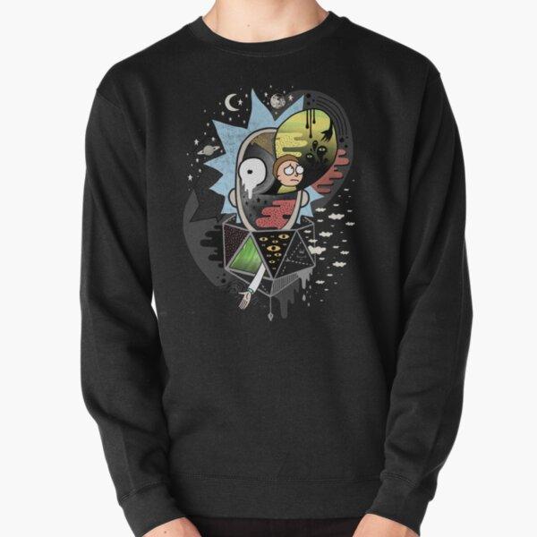 Rick Polarity Pullover Sweatshirt