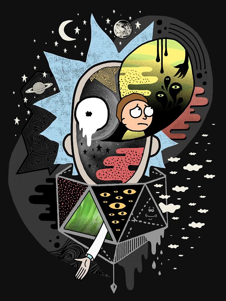 Rick Polarity by ordinaryfox