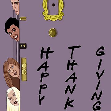 Happy Thanksgiving, friends by blythely
