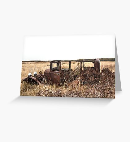 Unlimited Head Room Greeting Card