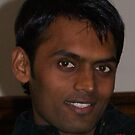 My friend Arun by Gilberte