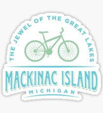Mackinac Island Sticker