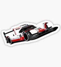 Pegatina 919 Le Mans