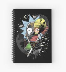 Rick Polarity Spiral Notebook