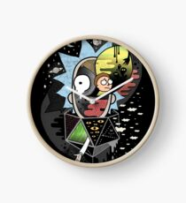 Rick Polarity Clock