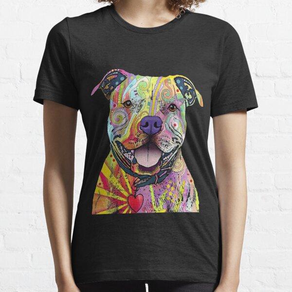 PitBull T-Shirts Colourful Pit Bulls T-Shirt Essential T-Shirt