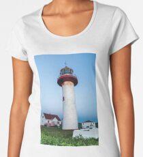 Phare de Cap Madeleine T-shirt premium femme