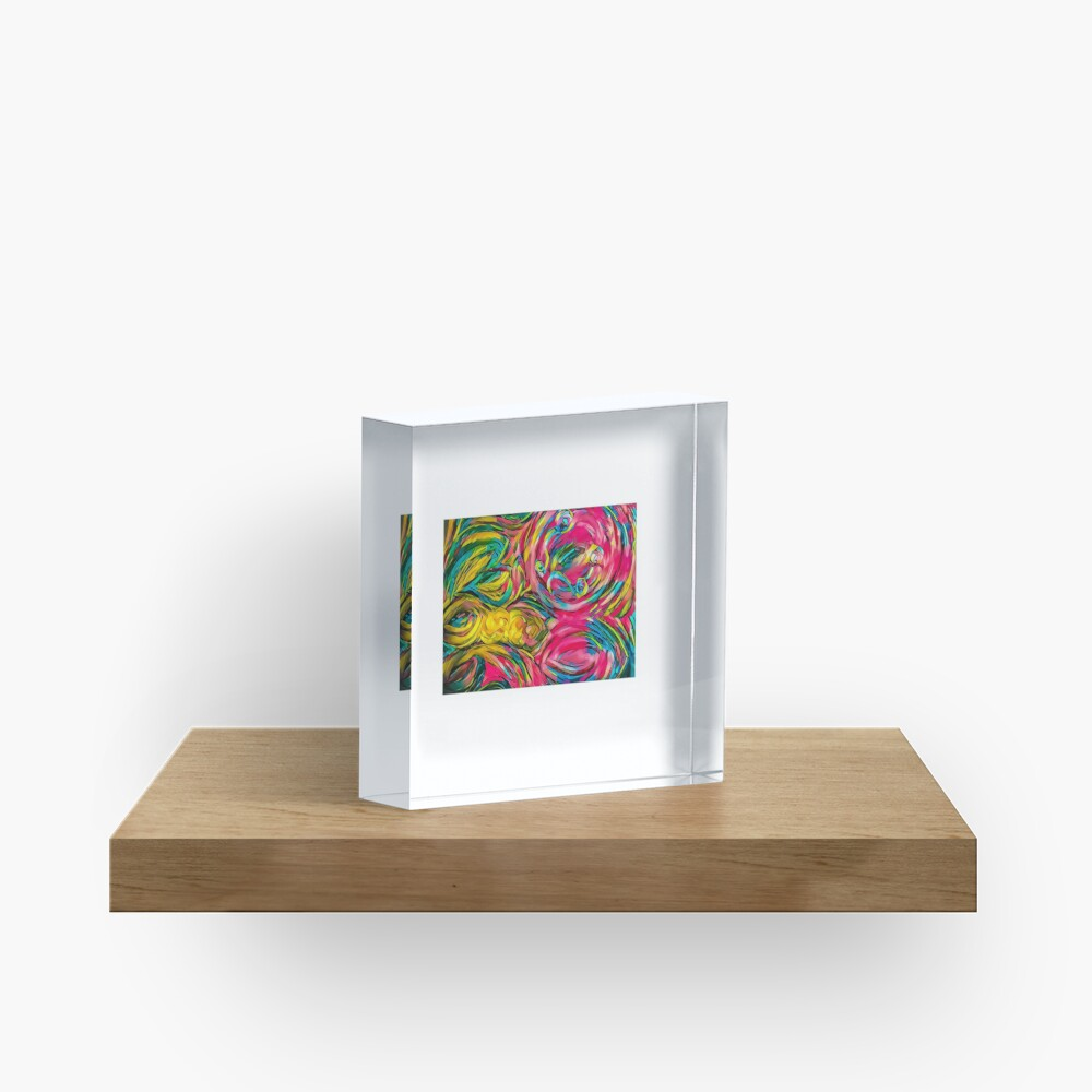Inspiration Acrylic Block
