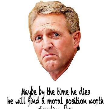 IMMORAL JEFF FLAKE by tomb42