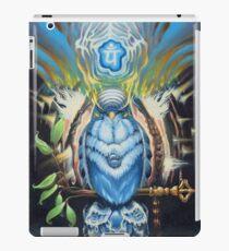 Budgie-Sattva 1 iPad Case/Skin