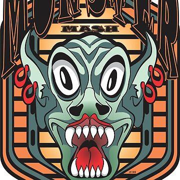 MONSTER MASH by MontanaJack