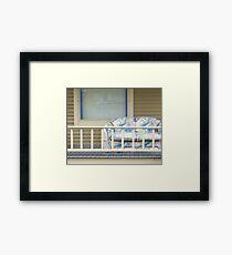 Acquaintance #11 Framed Print