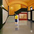Museum VIII (Thylacine) by Jason Moad
