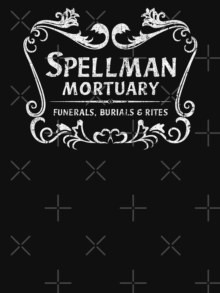 Spellman Mortuary by huckblade