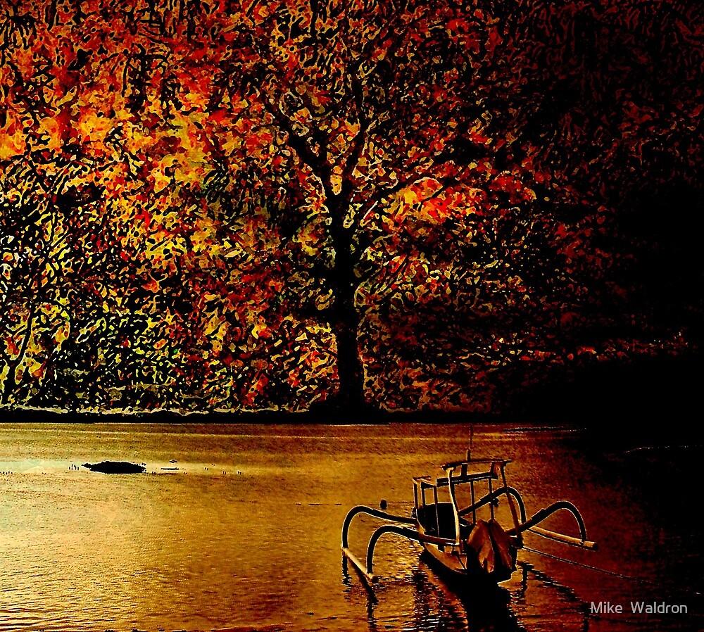 'Bali im Herbst' von Mike  Waldron
