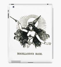 Miscellaneous Magic iPad Case/Skin