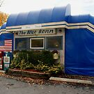 Blue Benn Diner by gailrush