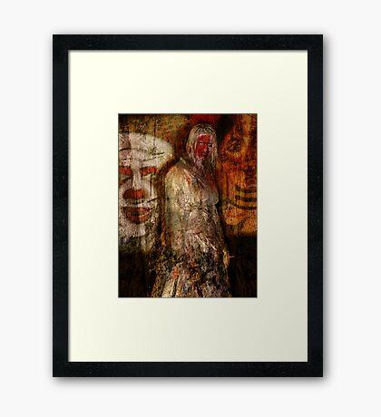 Sleep Stalker 1 Framed Print